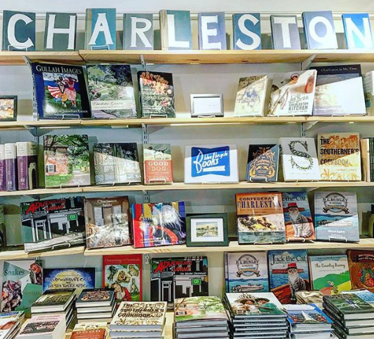 100+ Novels That Take Place in Charleston