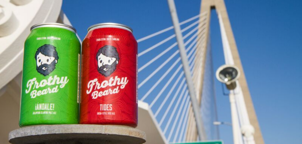 6 Charleston Craft Beers In A Can You Need In Your Fridge