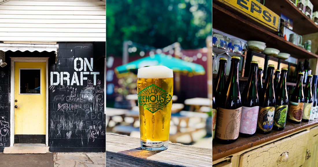 A Beer Drinker's Guide to Charleston