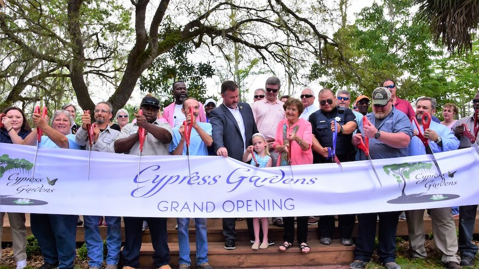 Cypress Gardens Reopens