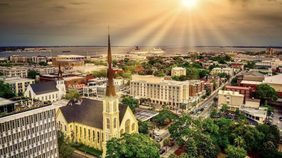 Charleston Ranked As One of Top Friendliest Cities in the US