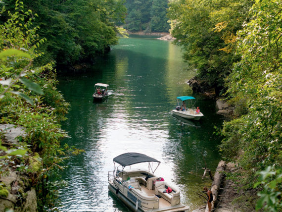 Lake Jocassee, The South's Wild Lake
