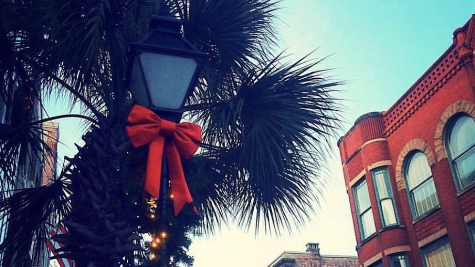 Holiday Events Happening in Charleston