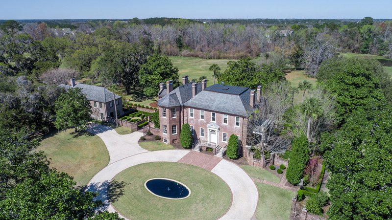 Stunning 300-Year-Old Charleston Plantation For Sale on Johns Island