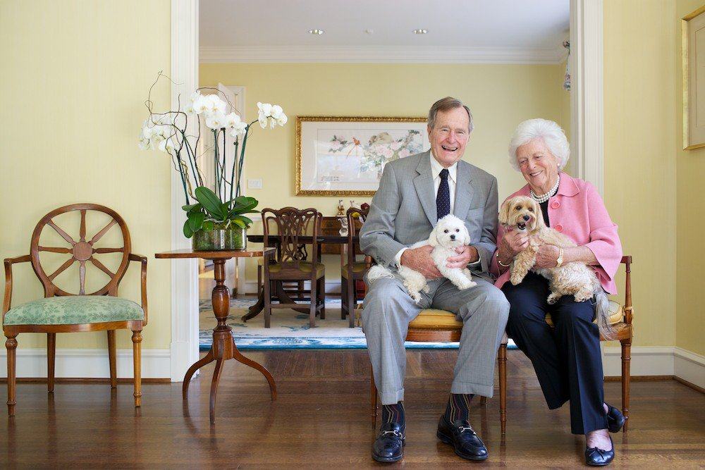 Barbara Bush: The Iconic Former First Lady and Her Lasting Legacy by Julia Reed