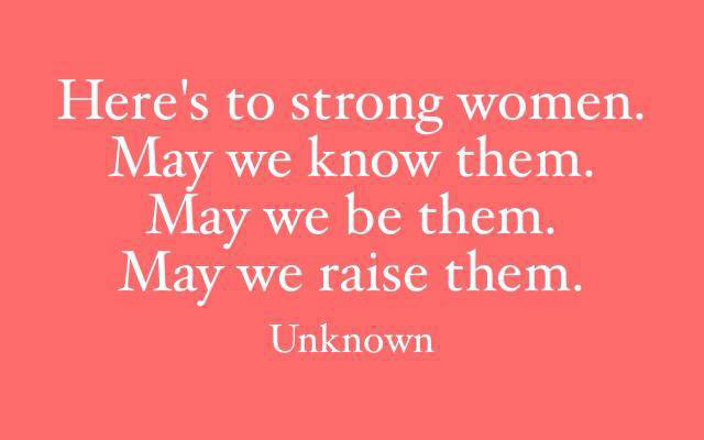 Today is International Women's Day 2018