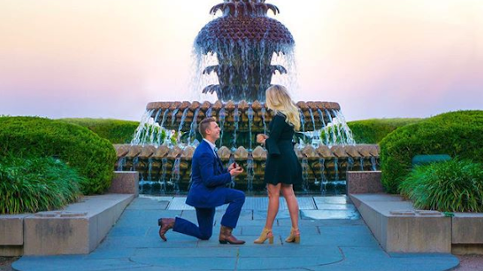 The Best Places to Pop the Question in Charleston