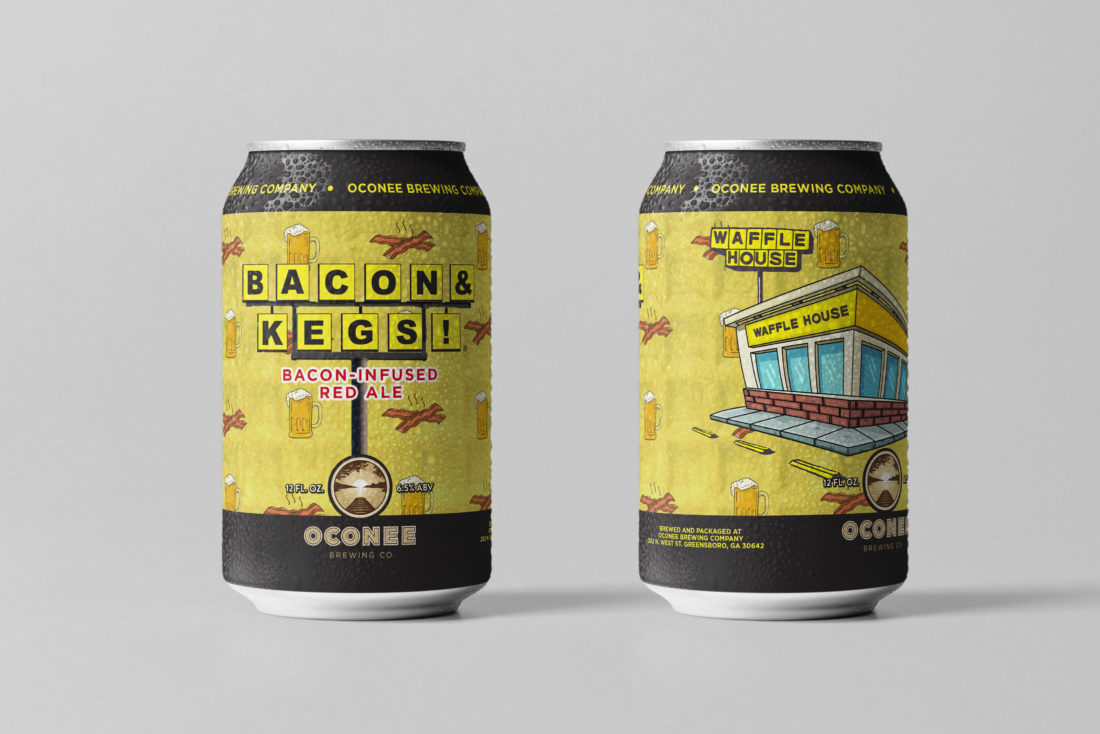 Waffle House's New Bacon Beer