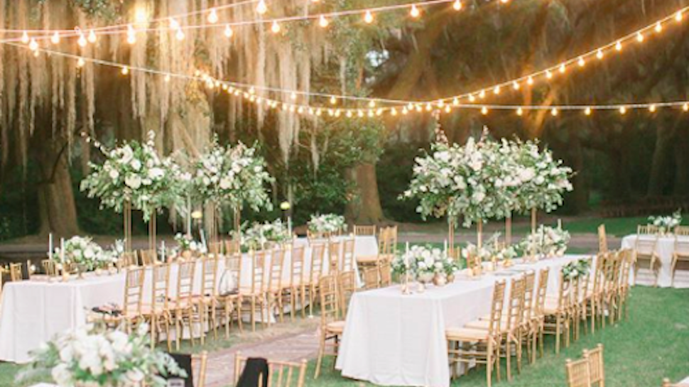 Your Guide to Wedding Venues in Charleston